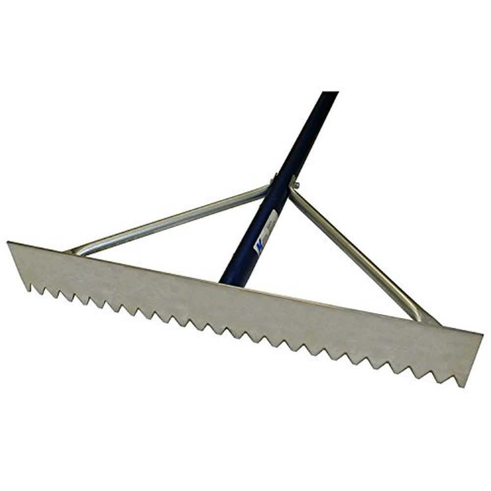 Kraft Tool GG625-01 Magnesium Rake Head Only, 30-Inch